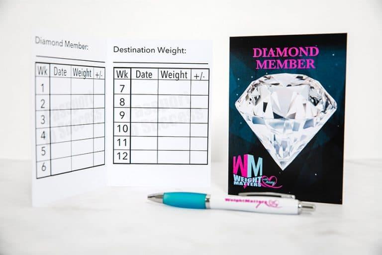 WeightMatters Diamond Membership